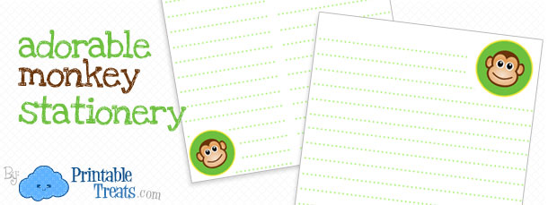 adorable-monkey-stationery
