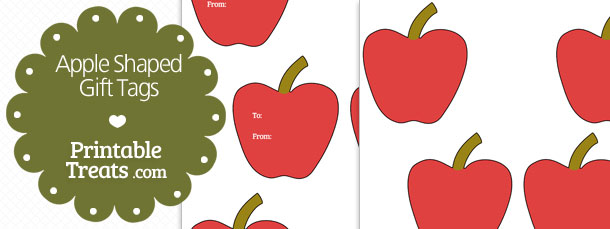free-apple-shaped-gift-tags