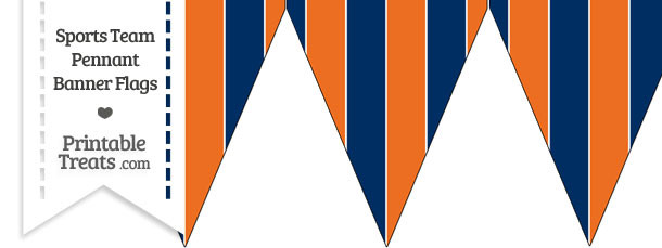 Astros Colors Pennant Banner Flag