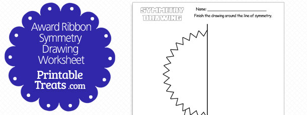 free-award-ribbon-symmetry-drawing-worksheet