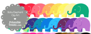 free-baby-elephant-digital-clip-art-in-different-colors