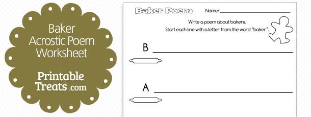 free-baker-job-acrostic-poem