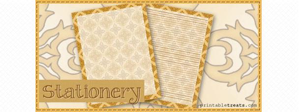 free-batik-stationery