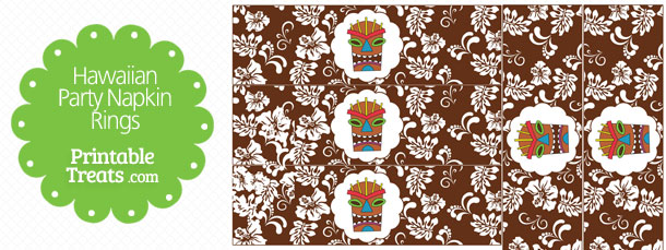 free-brown-hawaiian-party-napkin-rings
