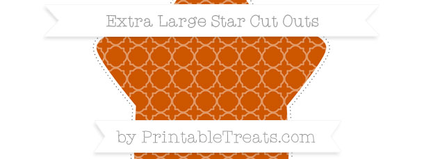 Extra Large Star Pattern To Cut Out submited images.