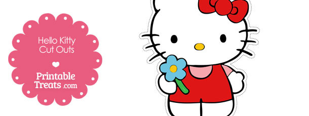 free-cut-outs-of-hello-kitty-holding-a-flower