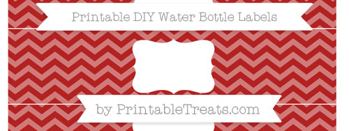 water bottle label template free word