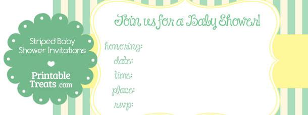 free-green-striped-baby-shower-invitation