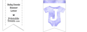 free-light-purple-watercolor-baby-onesie-bunting-banner-letter-j