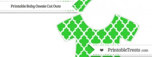free-lime-green-moroccan-tile-large-baby-onesie-cut-outs-to-print