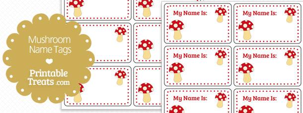 free-mushroom-name-tags