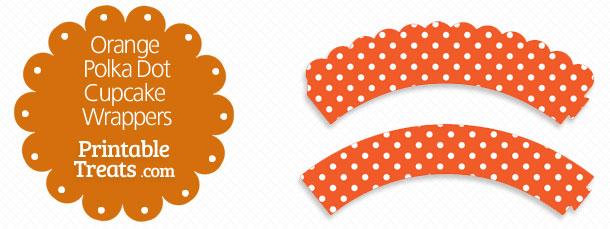 free-orange-polka-dot-cupcake-wrappers