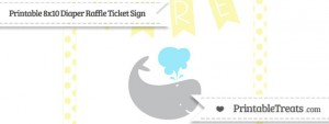 free-pastel-light-yellow-dotted-whale-8x10-diaper-raffle-ticket-sign-to-print