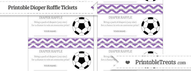 Download free-pastel-plum-chevron-soccer-diaper-raffle-tickets-to ...