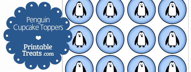 free-penguin-cupcake-toppers