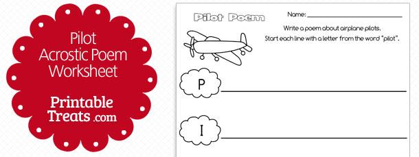 free-pilot-job-acrostic-poem