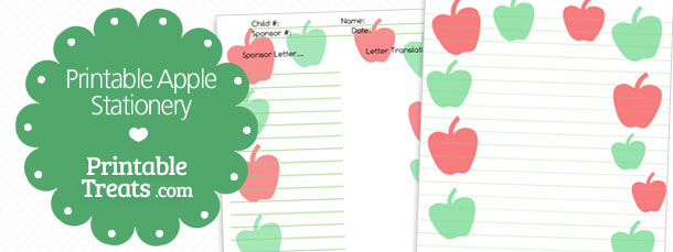 free-printable-apple-stationery