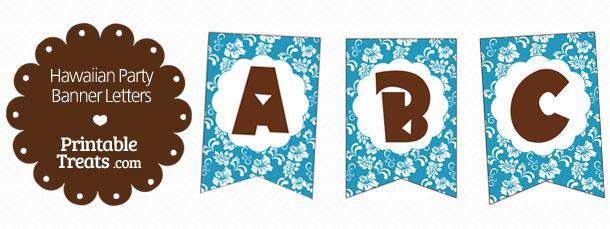 free-printable-blue-hawaiian-party-banner