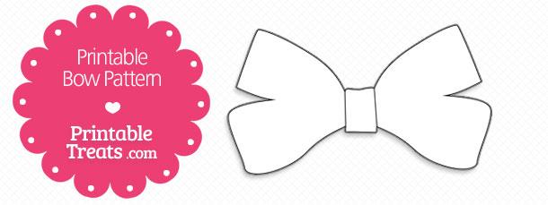 free-printable-bow-pattern