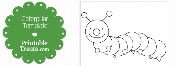 free-printable-caterpillar-shape-template