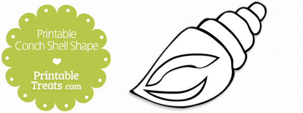 free-printable-conch-shell-shape