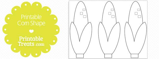 free-printable-corn-shape-template