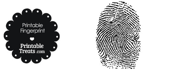 Printable Fingerprint