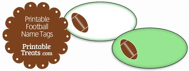 image regarding Free Printable Football titled Printable Soccer Status Tags Printable