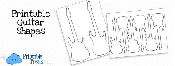 free-printable-guitar-shapes