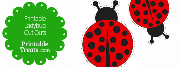 photo regarding Printable Ladybug referred to as Printable Ladybug Template Printable