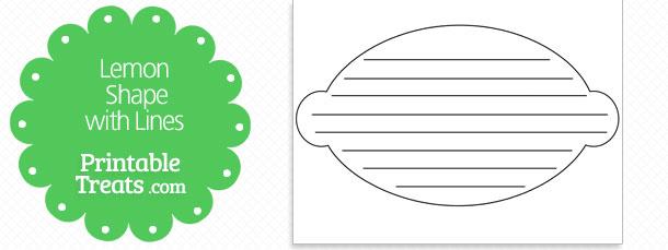 free-printable-lemon-shape-with-lines