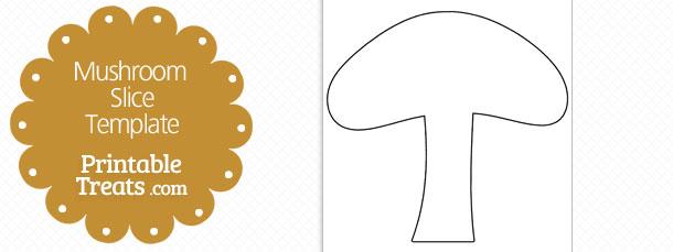 free-printable-mushroom-slice-shape-template