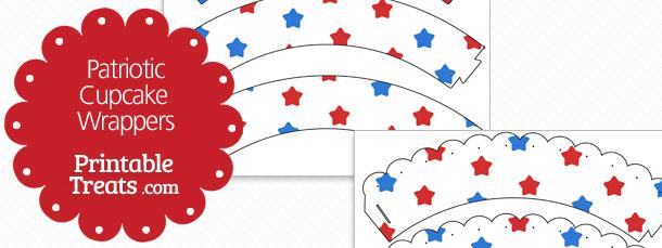 free-printable-patriotic-star-cupcake-wrappers