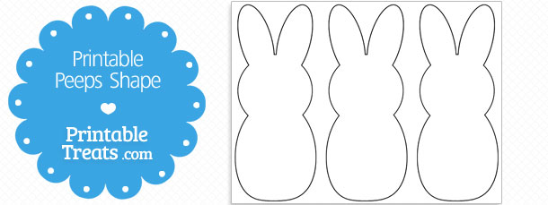 free-printable-peeps-bunny-shape