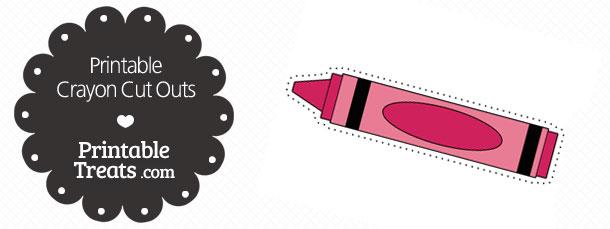 free-printable-pink-crayon-cut-outs