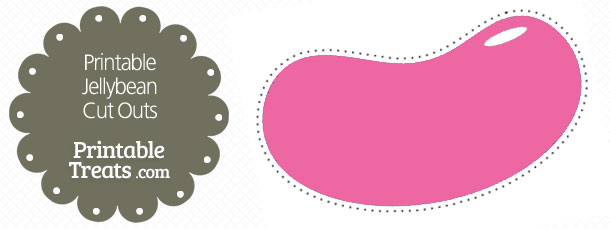 free-printable-pink-jellybean-cut-outs