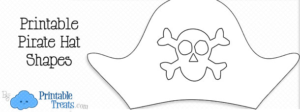 pirate hat template - Free Printable Templates