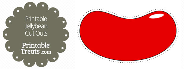 free-printable-red-jellybean-cut-outs