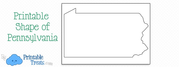 free-printable-shape-of-pennsylvania