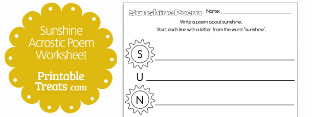 free-printable-sunshine-acrostic-poem