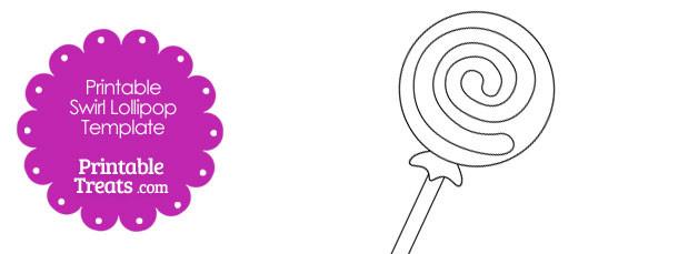 printable swirl lollipop template  u2014 printable treats com