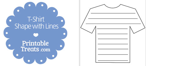 free-printable-t-shirt-shape-with-lines