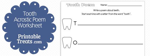 free-printable-tooth-acrostic-poem