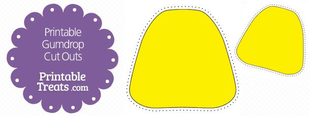 free-printable-yellow-gumdrop-cut-outs