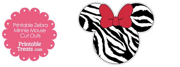 free-printable-zebra-minnie-mouse-head