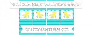 free-robin-egg-blue-horizontal-striped-baby-duck-mini-chocolate-bar-wrappers-to-print