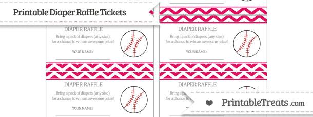 raffle tickets to print free