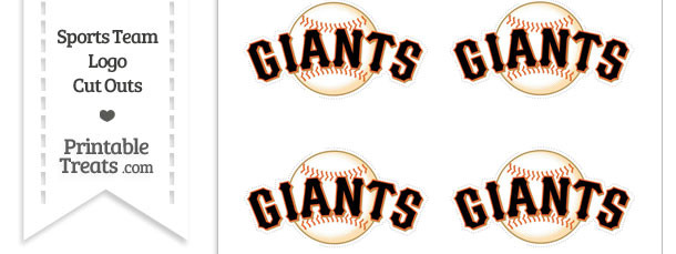 picture about Sf Giants Printable Schedule named Minor San Francisco Giants Brand Slash Outs Printable