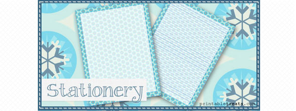 free-snowflake-stationery-paper