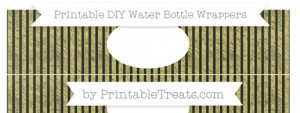 free-straw-yellow-thin-striped-pattern-chalk-style-diy-water-bottle-wrappers-to-print